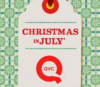 Qvc s annual christmas in july kickoff sale airs july 1st for Hallmark christmas in july 2017 schedule